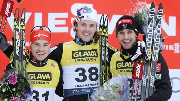 Nordische Kombination - Rießle erobert Gelbes Trikot - Yahoo Eurosport