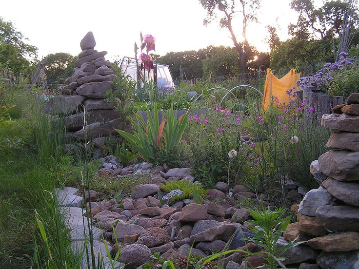17 best Garten Steinbeet images on Pinterest Backyard ideas