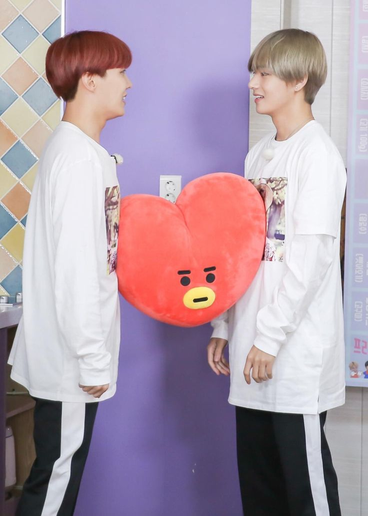 JHOPE & TAEHYUNG ~❤️ | [BTS V OFFICIAL] RUN BTS! 2017 - EP.27 | Behind the scene