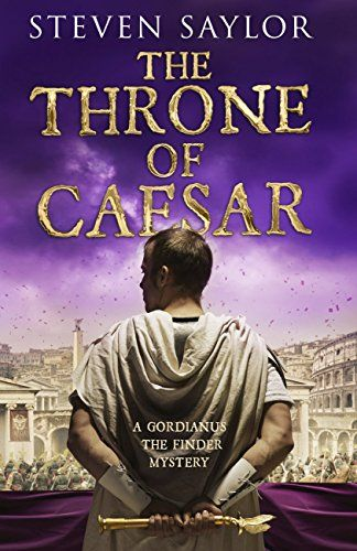 Last of 16 book series set in ancient Rome.