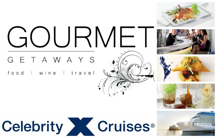 Celebrity Cruises and its luxurious fleet, Master Classes and exquisite dining experience.  http://www.gourmetgetaways.com.au/taste-celebrity-cruises/