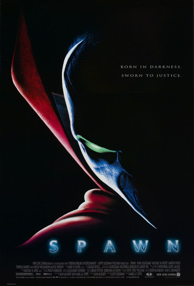 Chrichton's World: Review Spawn (1997): Has not aged well!