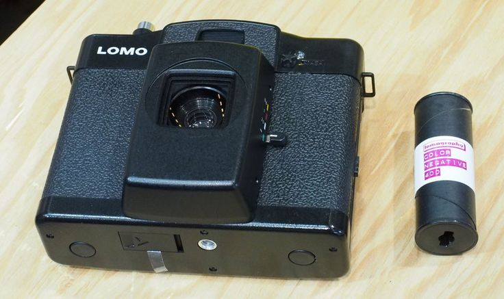 Lomo's latest camera is expensive, impractical and uses 120 film