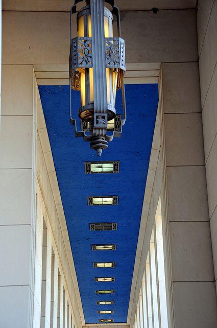 Fair Park, Art Deco Architecture, Dallas, Texas, USA