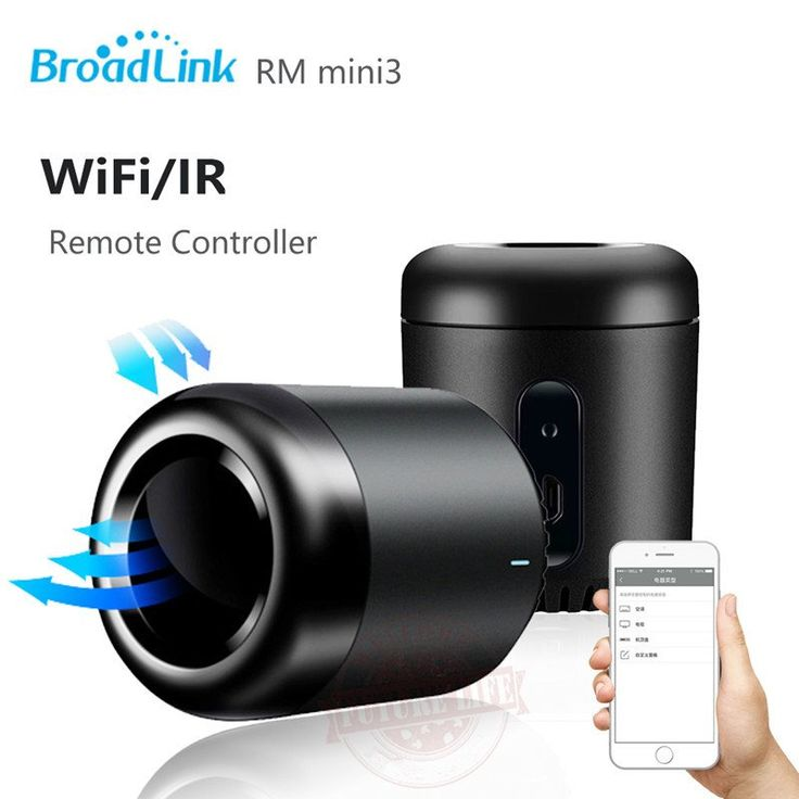 RM Mini3 for Smart Home Automation,WiFi IR Control for IOS android