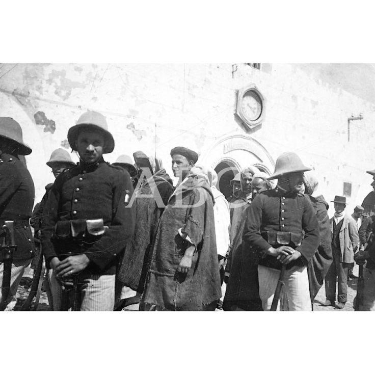 01 04 1912de las operaciones de campa a en el rif moros for Juzgado togado militar