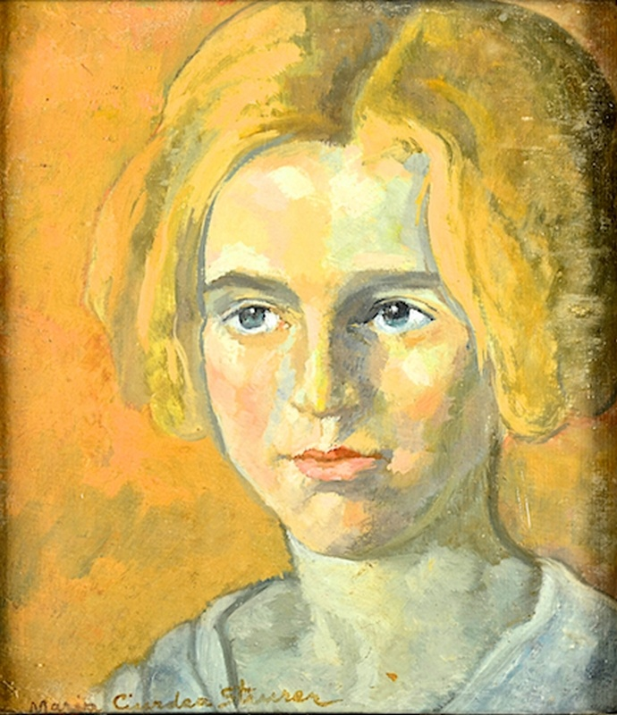 Maria Ciurdea Steurer (1878-1967) – FETIȚA MEA