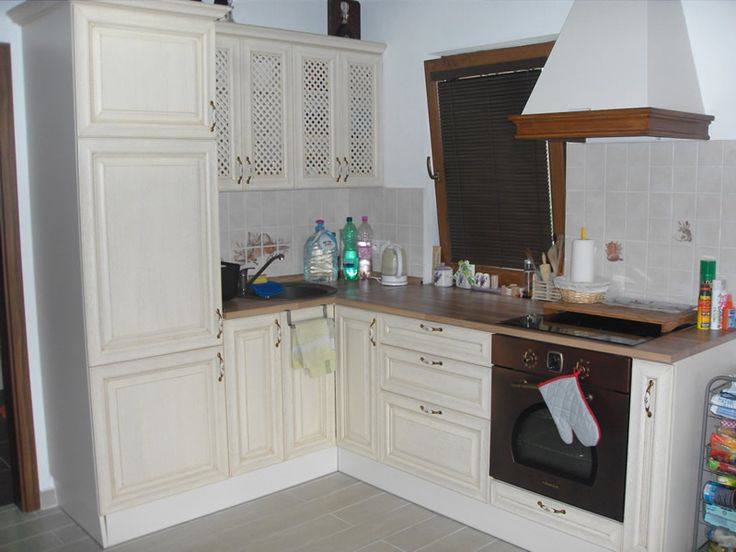 Kuchyňa patina masív - BMV Kuchyne