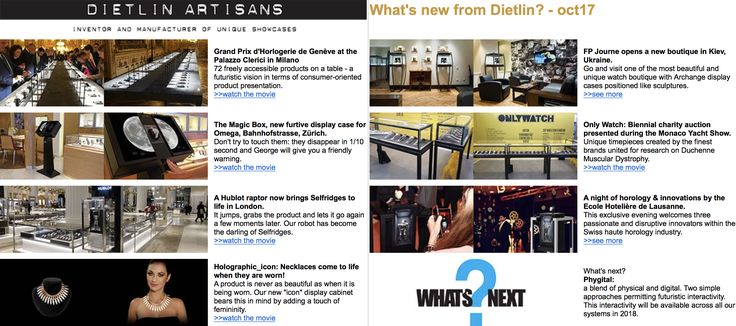 newsletter out now! subscribe: news@dietlin.ch