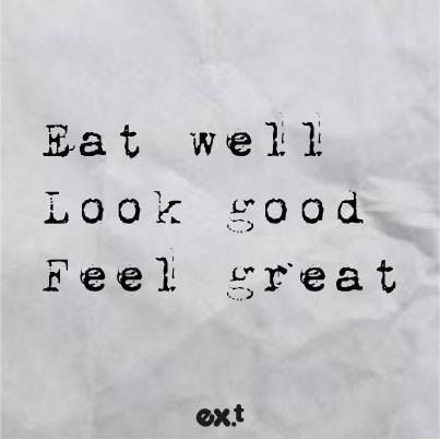 Three simple rules: share if you like them! #life #quote #eat #look #feel
