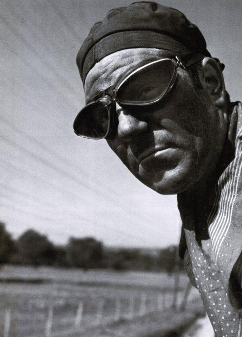 Jean Gabin in La Bête Humaine (1938, dir. Jean Renoir) (via)