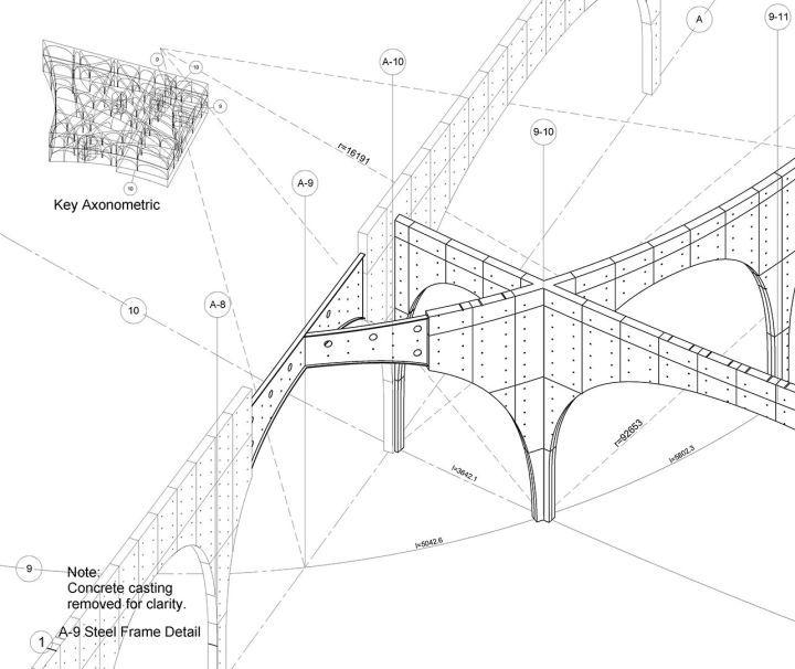 TAMA Art University Library | 2D vs 3D | Toyo ito, Architecture ...