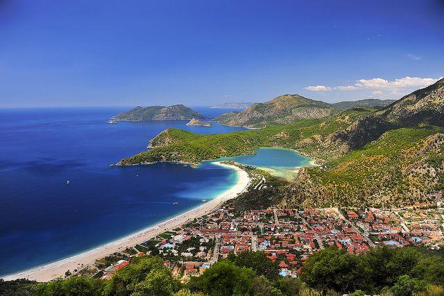 Oludeniz Beach, Fethiye