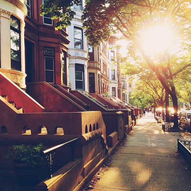 Park Slope in Brooklyn / photo by Esther Havens