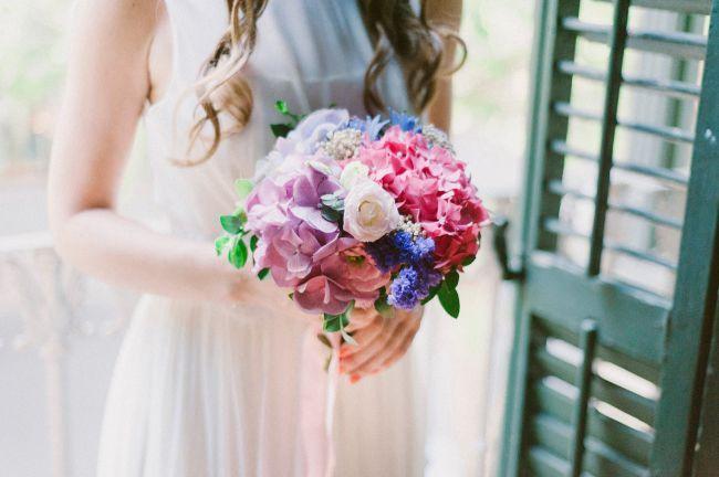 Bouquet da sposa primavera-estate 2015: dai colore alle tue nozze! Image: 0