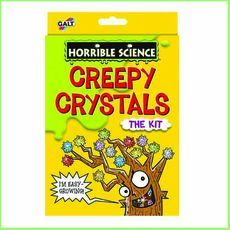 Creepy Crystals Science Kit Green Ant Toys Online http://www.greenanttoys.com.au/shop-online/science-kits-and-toys/science-kits/creepy-crystals/