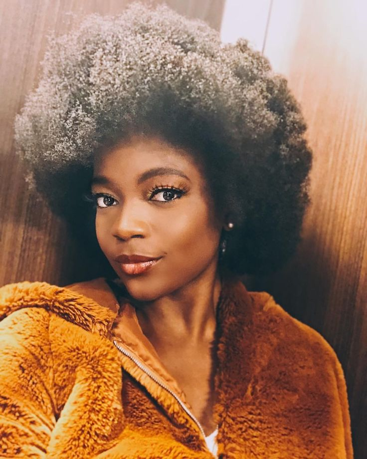 Hair goals! I hope my hair grows to be like that one day.