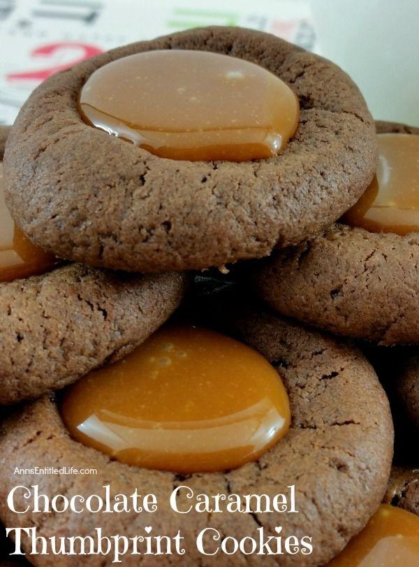 Thumbprint Cookies on Pinterest | Shortbread Cookies, Jam Thumbprint ...