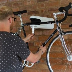 airlok fahrrad wandhalterungen pinterest. Black Bedroom Furniture Sets. Home Design Ideas