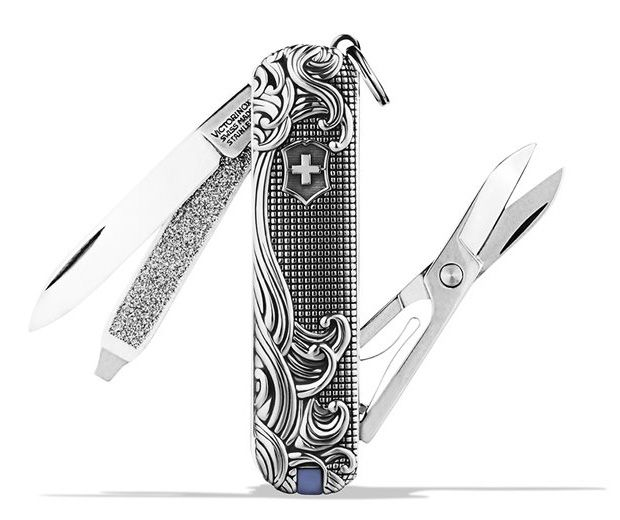 David Yurman X Victorinox Swiss Army Knives Sexy Techie