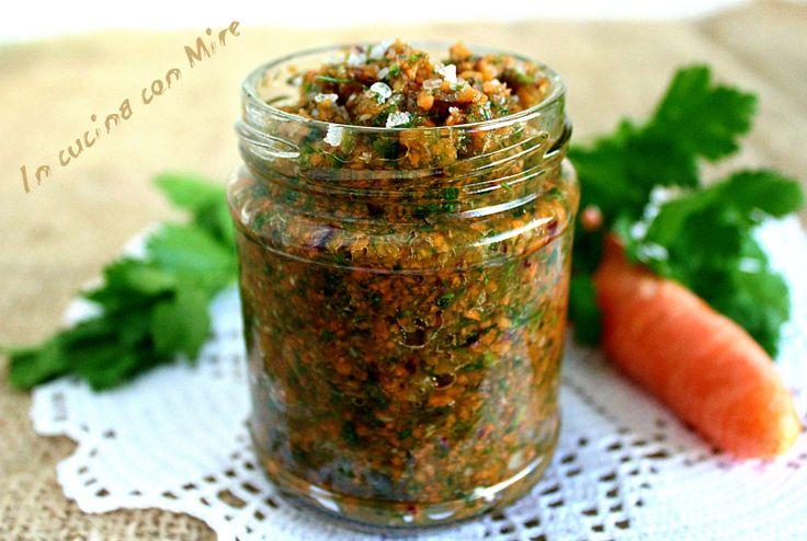 #gialloblogs #ricetta #ricettebloggerriunite Battuto per sugo-ricetta | In cucina con Mire