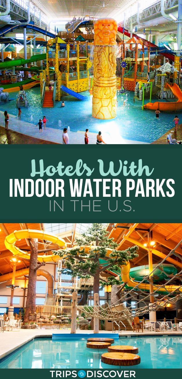 9 Resorts With Indoor Water Parks For The Ultimate Family Vacation Indoor Waterpark Indoor Water Park Resorts Water Park