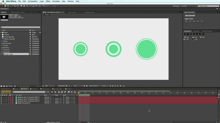 After Effects Tutorial: Better Eases