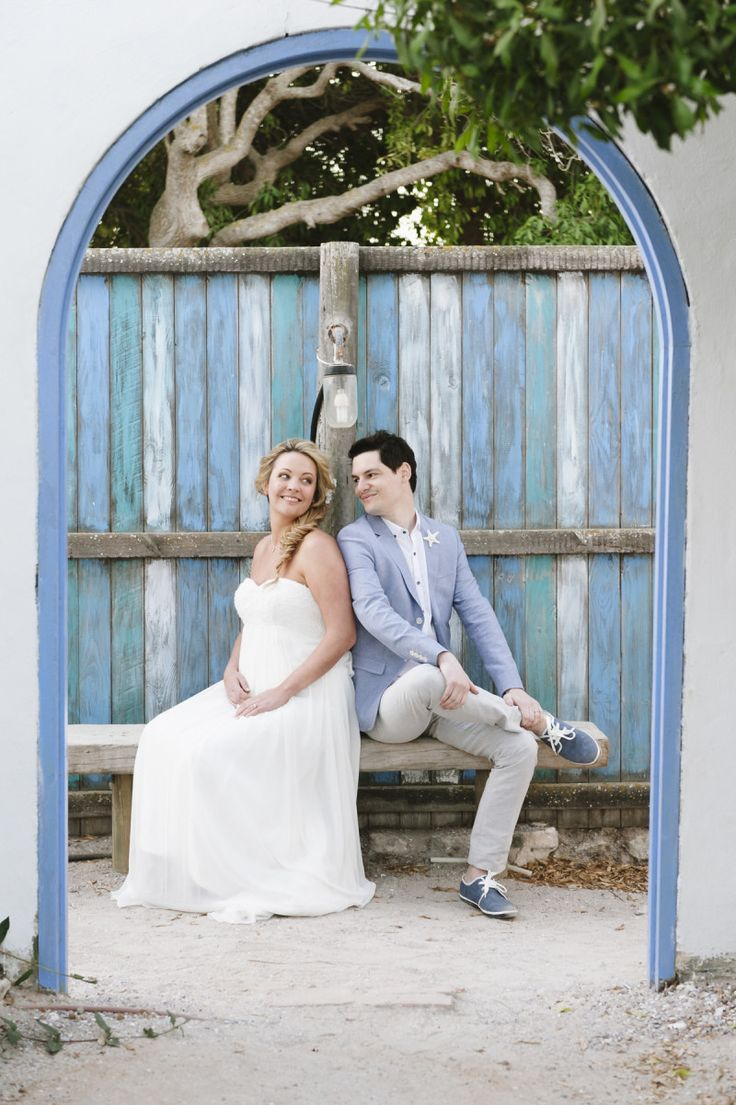Beach wedding Vibes with Clinton & Shelley