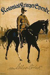 Paul von Lettow-Vorbeck - German Imperial Army (WW1)