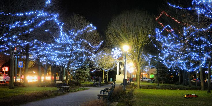 Before Christmas in my city, Kiskunfelegyhaza, Hungary, Nikon Coolpix L310, 15.1mm, 1s, ISO200, f/4.2, panorama mode:segment 2, HDR-Art photography, 201612101711