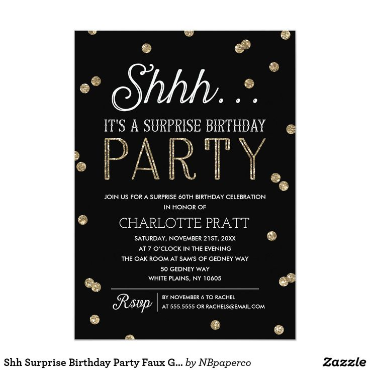 Surprise 60th Birthday Invitation Wording Dolanpedia Invitations