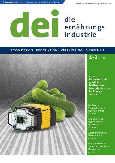 Die Ernährungs Industrie - Nr.1-2 2017