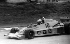 1978 Keke Rosberg, ATS Racing Team, ATS HS1 Ford Cosworth