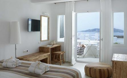 Hotel Rocabella - superior rooms - Mykonos