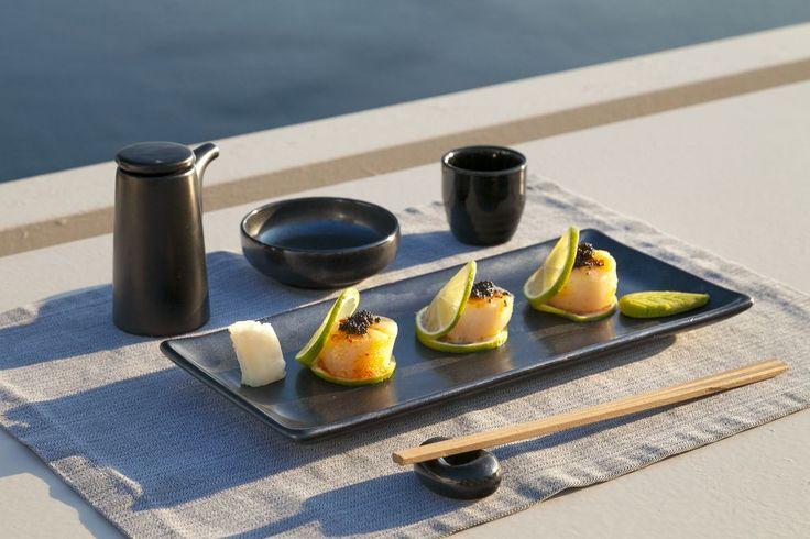 Blending Asia and the sea, Mystique's ASEA restaurant beckons for unique gastronomic  journeys #Mystique #sushi #restaurant