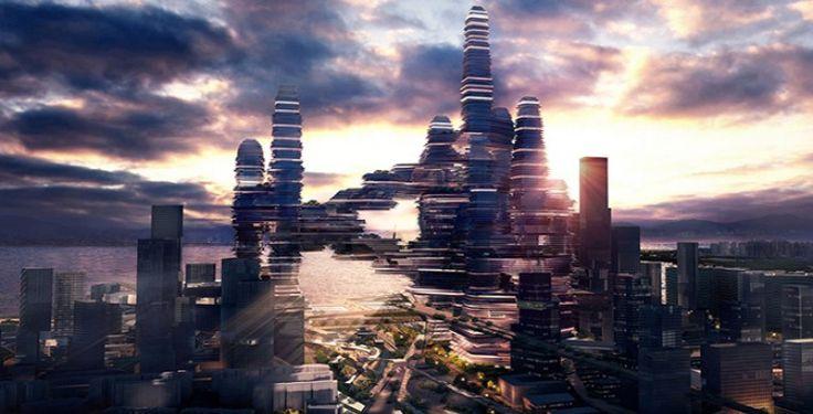 cloud citizen. Η πόλη του μέλλοντος