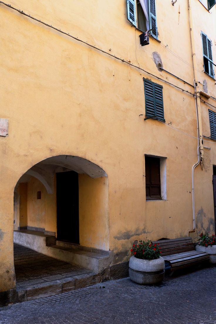 Camporosso (IM) - Casa Natale di San Francesco Maria da Camporosso (1804-1866)