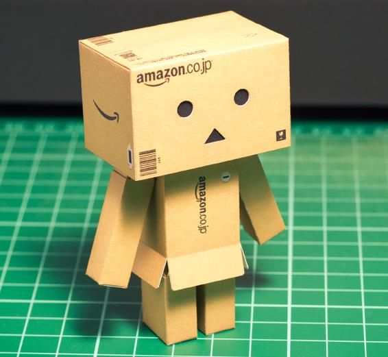 how to make a cardboard robot that moves