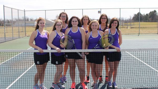 The Varsity Tennis team competed in the Howell Tennis tournament on Saturday and finished in 4th place...2 pts away from 2nd. Abby Stepanski (2 singles) and Chloe Mills/Coco Simons (5th doubles) each finished as runners up. Finishing 3rd was the...