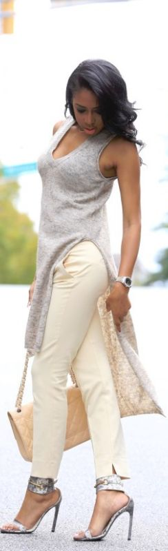 The Fall Tan / Fashion By Life In Beverly Heels