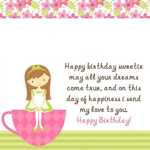 Birthday Wishes For Best Friend Female