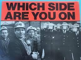 Bildergebnis für miners strike banners