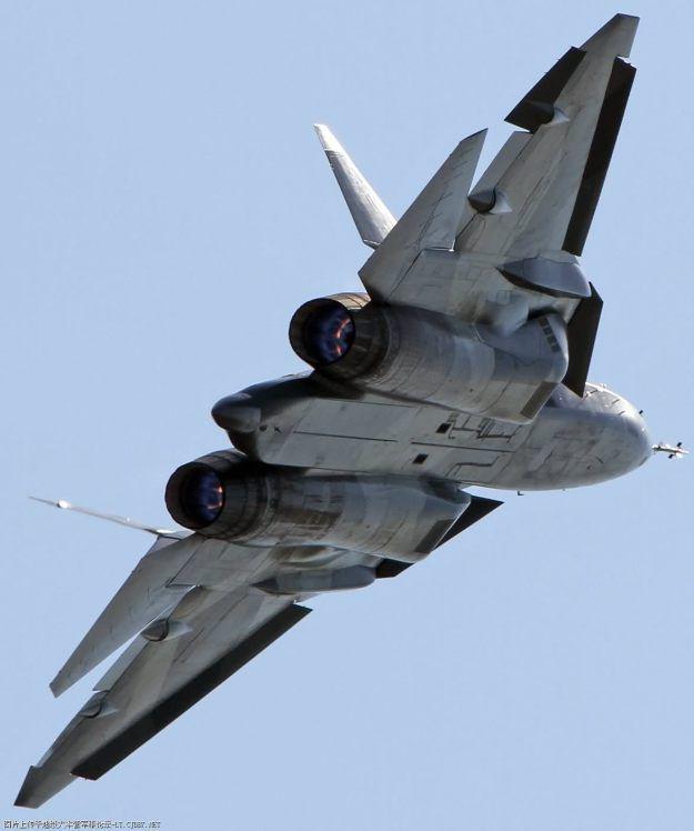 Sukhoi T-50 PAK FA – Russia – Update I