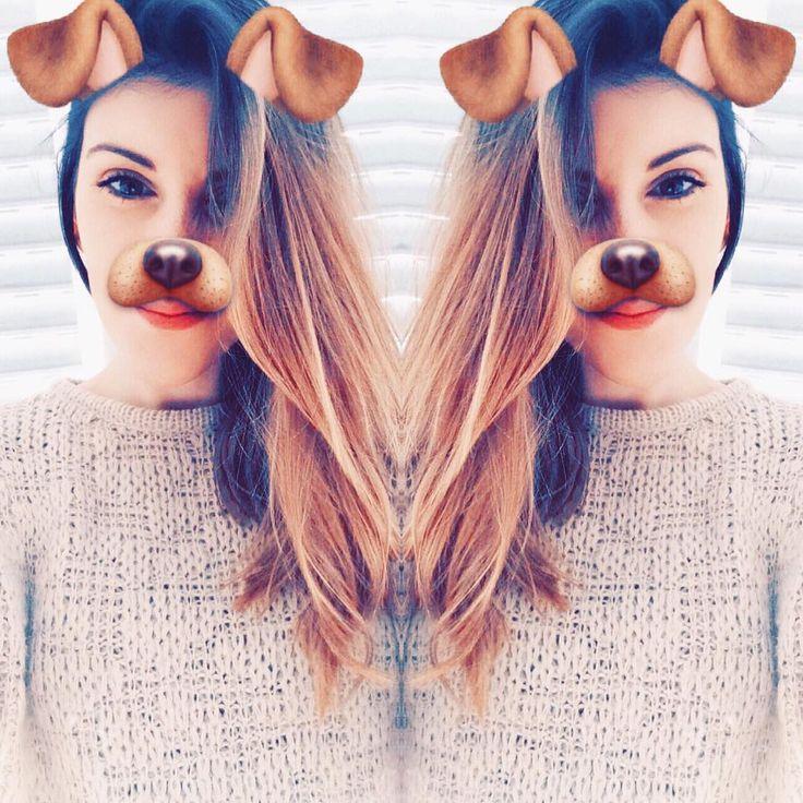 "63 Gostos, 5 Comentários - D I A N A  L O P E S (@dianabelix) no Instagram: ""A louca do cabelo para a frente 😘🐶 . . . . . #snapchap #blogger #portugueseblogger #fashionblogger…"""