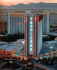 The newly transformed Tropicana Las Vegas Casino Hotel has it all! A breezy pavilion with white marble walkways and white plantation shutters welcomes casual gamers, tournament champions and high-stakes players. Whether you're at the Tropicana Las Vegas Casino to try your luck at one of their many Slot Machines, play your hand at the Blackjack tables or experience the thrill of Roulette, their multiple gaming options have you covered!