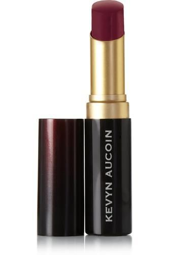 The Matte Lip Color - Resilient #covetme #kevynaucoin #matte #darkred #vampire #vampy #lipstick #edgy #classy #highend