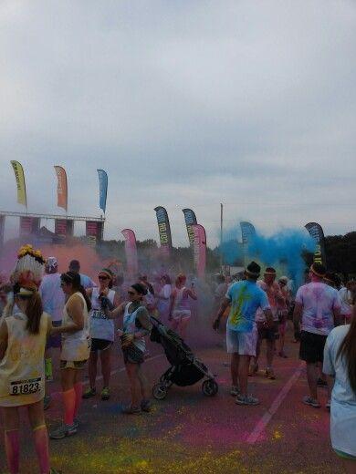 Color Run....Done!!!