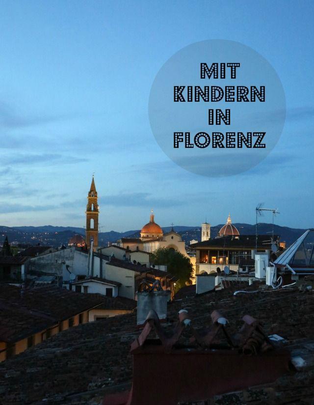 Reisebericht unterwegs mit Kindern in Florenz Toskana Italien - Frühstück bei Emma