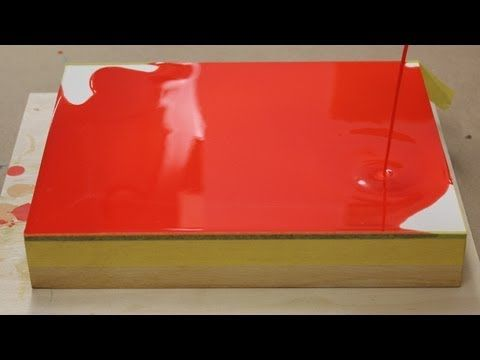 Jon Peters presents exceptional encaustic art instruction videos. How to make a smooth encaustic surface by Jon Peters