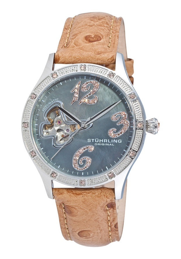 Stuhrling Original 196SW.1115K63, Created in a blend of fashion and class, this Stuhrling timepiece exhibits a bold style that adds flare to your collection.